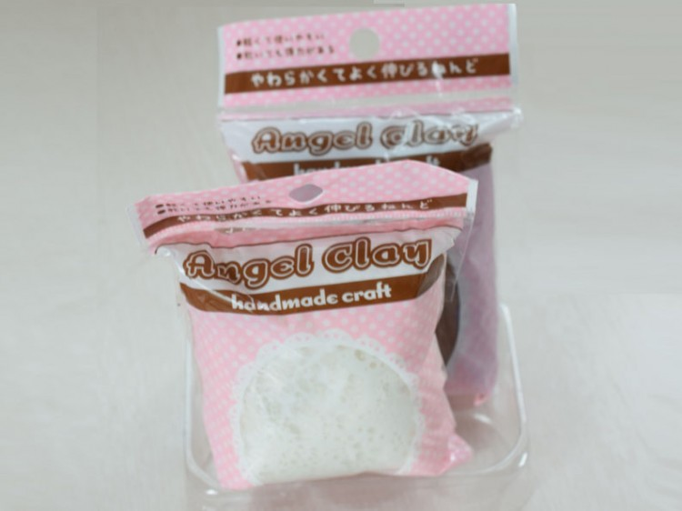 Angel clay (全6色 /各40g)